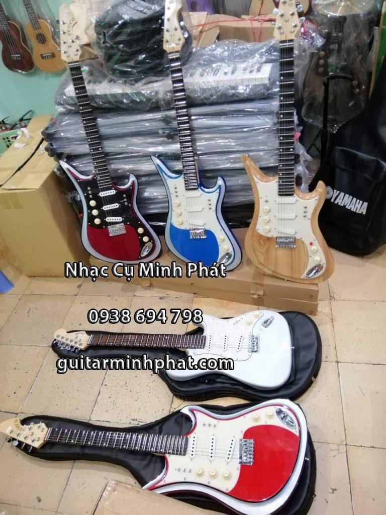 Cửa hàng bán guitar, ukulele, đàn kalimba tại quận Bình Tân TPHCM 3