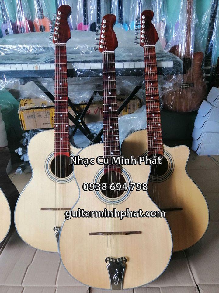 Cửa hàng bán guitar, ukulele, đàn kalimba tại quận Bình Tân TPHCM 4