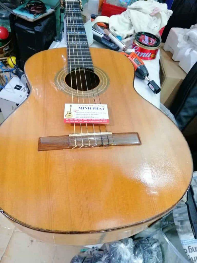 Sửa chữa, lắp EQ giá siêu rẻ - Hệ thống đàn guitar Minh Phát uy tín chất lượng 6