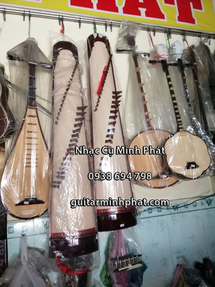 Cửa hàng bán đàn tranh 17 19, 21 dây giá rẻ tại Quận Bình Tân TpHCM 1