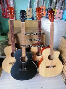 Guitar giá sinh viên mà chất ở đâu?? ghé Cửa hàng Nhạc Cụ Minh Phát có ngay nha! 2