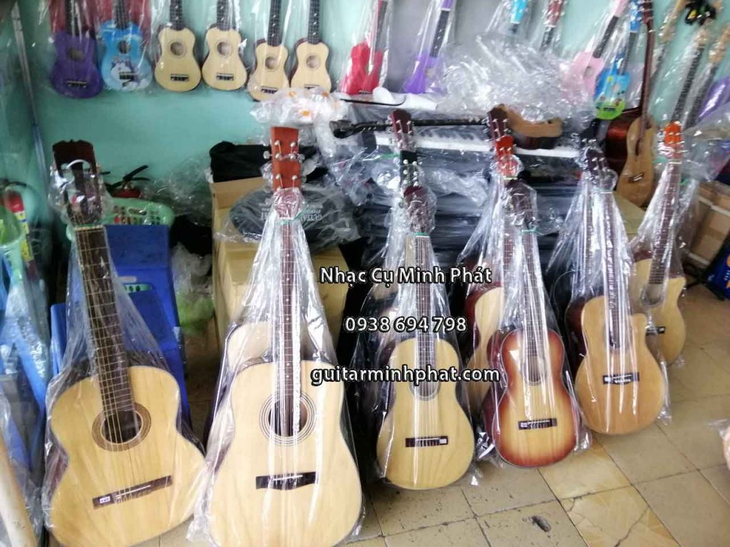 Địa điểm bán đàn guitar giá rẻ, uy tín ở TP.HCM 2