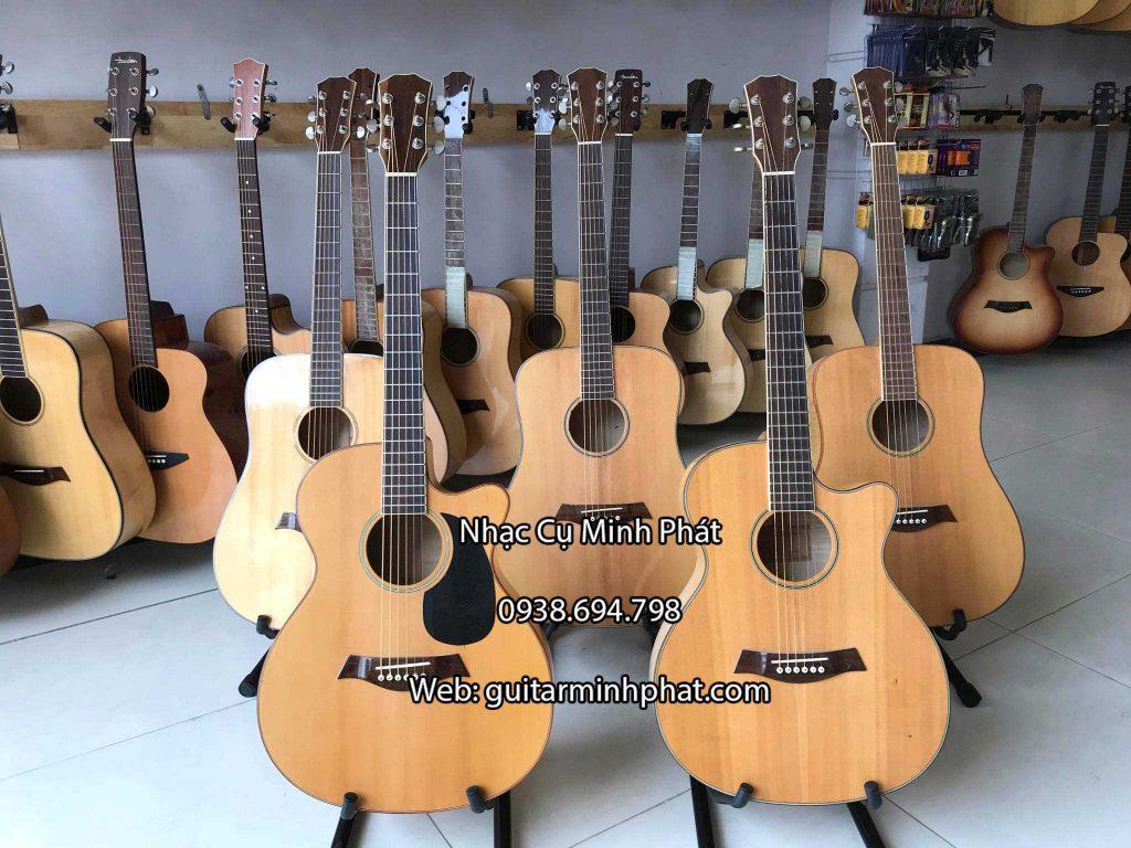 Địa điểm bán đàn guitar giá rẻ, uy tín ở TP.HCM 3