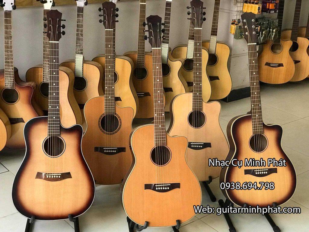 Địa điểm bán đàn guitar giá rẻ, uy tín ở TP.HCM 1
